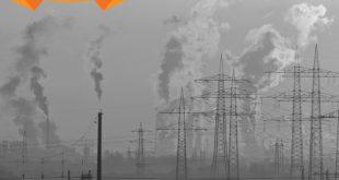 vervuiling van de lucht